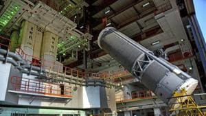 Isro scientist/engineer recruitment : The Indian Space Research Organization (Isro) on Wednesday issued a notification inviting applications to fill the vacancy for scientist/engineer in level 10 of pay matrix.(AP)