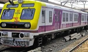 MUTP-3A will be jointly funded by Maharashtra government and Indian Railways.(HT file)