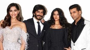 The Kapoor siblings, Sonam, Harshvardhan and Rhea appeared on Koffee with Karan.