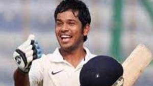 Puneet Bisht slammed a brilliant triple century for Meghalaya.(Twitter)