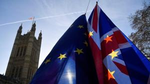 """The British Chambers of Commerce (BCC) said the """"UK economy is in stasis"""" as the date of Brexit — March 29 — draws near and revealed a """"big squeeze on firms from recruitment, prices and cash flow"""".(REUTERS)"""