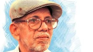 The sheer longevity of his coaching career reflects Achrekar's abiding passion for cricket.(Hemant Padalkar/HT)