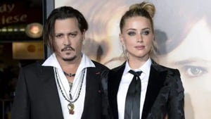 Johnny Depp and Amber Heard were married from 2015-2017.