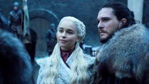 Daenerys Targaryen is in Winterfell in the new clip from GOT season 8.