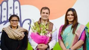 The Congress on Tuesday appointed Apsara Reddy as the national general secretary of its women wing -- All India Mahila Congress (AIMC)-- making her the first transgender woman to be an office-bearer of the party.