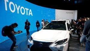 CES 2019: Toyota's new safety tech 'Guardian' can take over car when human driver becomes drowsy, distracted