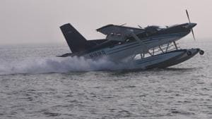 Seaplanes are commonly used by the tourism industry in Maldives and Mauritius.