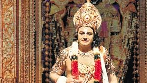 NTR's son Balakrishna plays his father in the biopic NTR: Kathanayakudu. NTR played godly roles in 42 mythological films in all; Krishna was his favourite character.