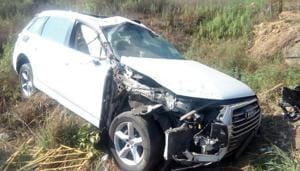 A woman, 17, driver crashed a car following a 'Bird Box challenge' in Utah. (Representational Image)(HT File Photo)