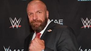 File image of WWE Executive Vice President of Talent, Live Events and Creative Paul