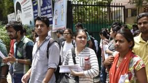 ICAI CA final, foundation and CPT Nov/Dec Exam Result : The Institute of Chartered Accountants of India (ICAI) is likely to declare the results of Chartered Accountants (CA) foundation and final examination and Common Proficiency Test (CPT) at around 6pm on Wednesday, January 23, 2019.(Arvind Yadav/HT file)