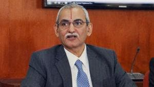 """The Congress also alleged that CVC K V Chowdary is being made to """"act like a puppet"""" to avoid any probe into the Rafale case.(PTI File Photo)"""