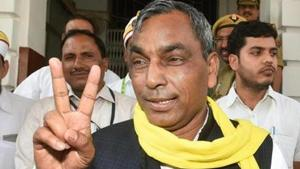 Suheldev Bhartiya Samaj Party (SBSP), an ally of the ruling BJP in Uttar Pradesh, Sunday said the newly-formed SP-BSP alliance will put up a strong fight in this year's Lok Sabha elections.(PTI)