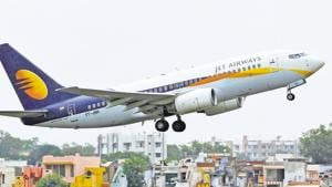 Etihad Airways PJSC has agreed to lead a rescue of cash-strapped Jet Airways India Ltd. in a move that will see the Abu Dhabi-based carrier double its stake to 49 percent, according to television reports(Reuters File Photo)