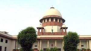 The Supreme Court allowed the extension after lawyers appearing for some house owners of Kant Enclave requested for more time on the ground that the owners were senior citizens who needed some more time to look for another accommodation.(HT Photo)