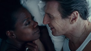 Widows movie review: Viola Davis and Liam Neeson in a still from Steve McQueen's 12 Years a Slave follow-up.