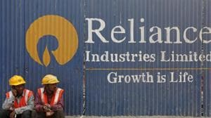 Reliance Industries on Thursday posted a record quarterly profit, driven by growth in its petrochemicals and refining business, while its telecoms group Jio notched up a fifth consecutive profitable quarter.(Reuters File Photo)