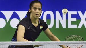 File image of Saina Nehwal.(PTI)