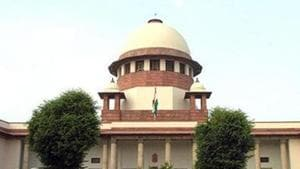 The Supreme Court has granted bail to four convicts in Naroda Patiya case of 2002 when 97 people were killed during riots in Gujarat.(HT Photo)