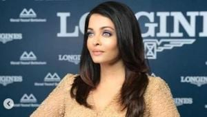 Aishwarya Rai Bachchan at an event.(Instagram)