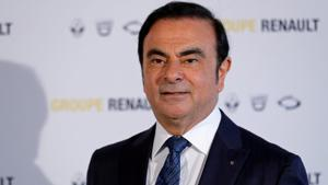 Carlos Ghosn has resigned from French carmaker Renault, French finance minister Bruno Le Maire told Bloomberg Television in an interview at the World Economic Forum in Davos.(Reuters/File Photo)