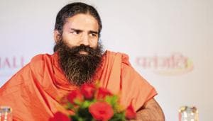 Ramdev said people with more than two children should not be allowed to contest elections, the kids denied admission in government schools and parents not allowed to take up government jobs.(File Photo)