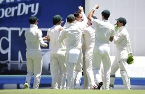 Australia vs Sri Lanka: Hosts trounce visitors by an innings and 40 runs - As it happened(AP)