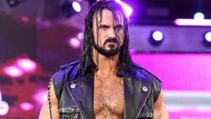 Drew McIntyre will be taking part in the WWE Royal Rumble.(WWE)