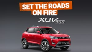 Mahindra XUV300 safety features revealed ahead of launch