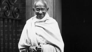 Many urns were filled with Mahatma Gandhi's ashes and sent all over India.(Getty Images/File Picture)