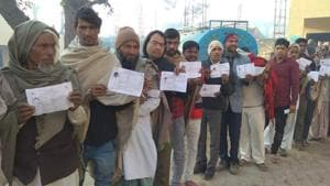 79.14% polling recorded in Rajasthan's Ramgarh assembly constituency