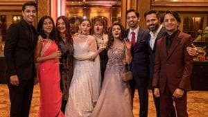 This picture of the Bhatt family was shared on Instagram account(Shaadi Squad)