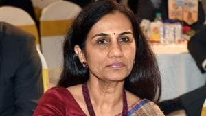 Chanda Kochhar resigned in October after being mired in allegations that she favoured Videocon Group(PTI/File Photo)