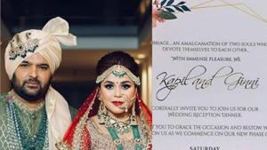 Kapil Sharma and Ginni Chatrath got married on December 12.