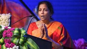The Defence Acquisition Council, headed by defence minister Nirmala Sitharaman, cleared the first project last August for building 111 naval utility helicopters (NUH) to replace the navy's outdated fleet of French-designed Chetak choppers.(PTI/File Photo)