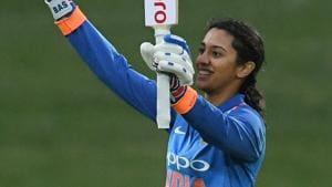 File image of India cricketer Smriti Mandhana.(Getty Images)