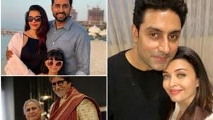 Happy Birthday Abhishek Bachchan: Presenting some candid moments from his life.(Instagram)