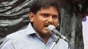 Hardik Patel, Convenor of Patidar Andolan Samiti, has said that he will contest the Lok Sabha elections this year.(AP Photo)