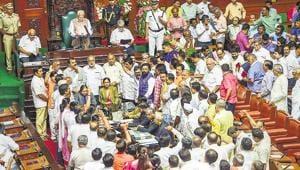 BJP, Congress set for budget day standoff in Karnataka