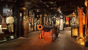 Offshore entertainment: Check out film museums from around the world