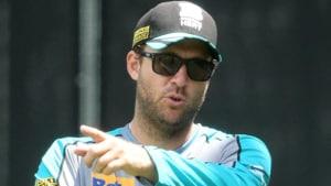 File image of Daniel Vettori.(Twitter)