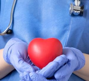 All the heart transplants carried out in 2017 and 2018 took place at Pune's Ruby Hall Clinic, according to the National organ and tissue transplant organisation.(HT/PHOTO)