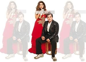 Tanazz and Bhakhhtyar's mantra be, keep calm and fall in love