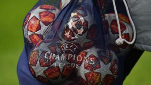 Ajax and Real Madrid will play the first leg of their Champions League round of 16 tie on Wednesday.(AFP)