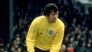 FILE PHOTO: Football - Stock Gordon Banks - England(Action Images - MT1ACI1288064/File Photo)