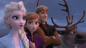 Frozen 2 arrives in theatres in November.