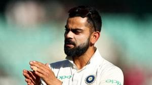 Virat Kohli is undoubtedly the best batsmen in the world today. By observing his example, students can learn so much about dealing with the pressure of the board exams and performing to the best of their ability and preparation!(Getty Images)