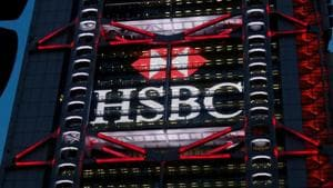 A Valentine's day special deal for HSBC staff in Hong Kong offering discounted laptops 'for him' but vacuum cleaners and kitchen appliances 'for her' has angered staff.(REUTERS)