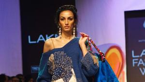 We give you a glimpse of some designs that merge sustainability and fashion.(Prodip Guha)