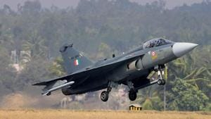 The first Tejas in the final operational configuration will be delivered to the Indian Air Force in September.(PTI)